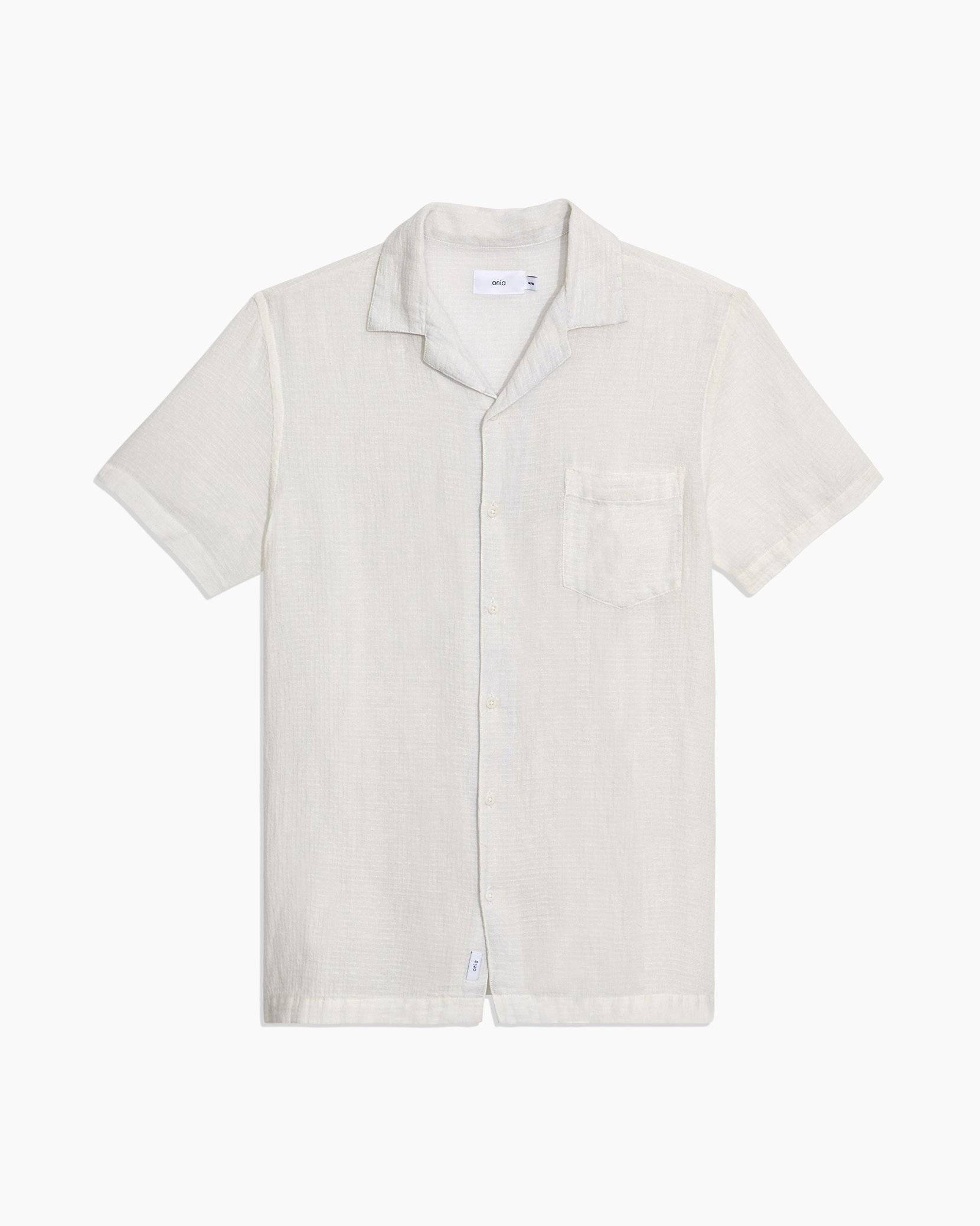 Vacation Checked Dobby Shirt