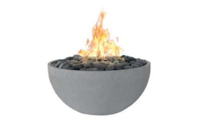 DEKKO Fire Pits  Serenade Round Firebowl