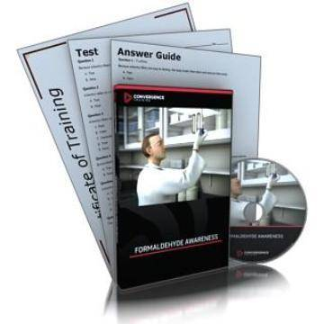 Formaldehyde Awareness DVD