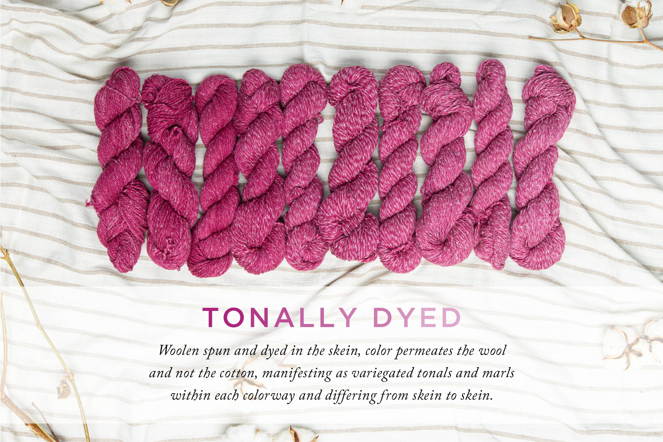 Dapple | Tonally Dyed