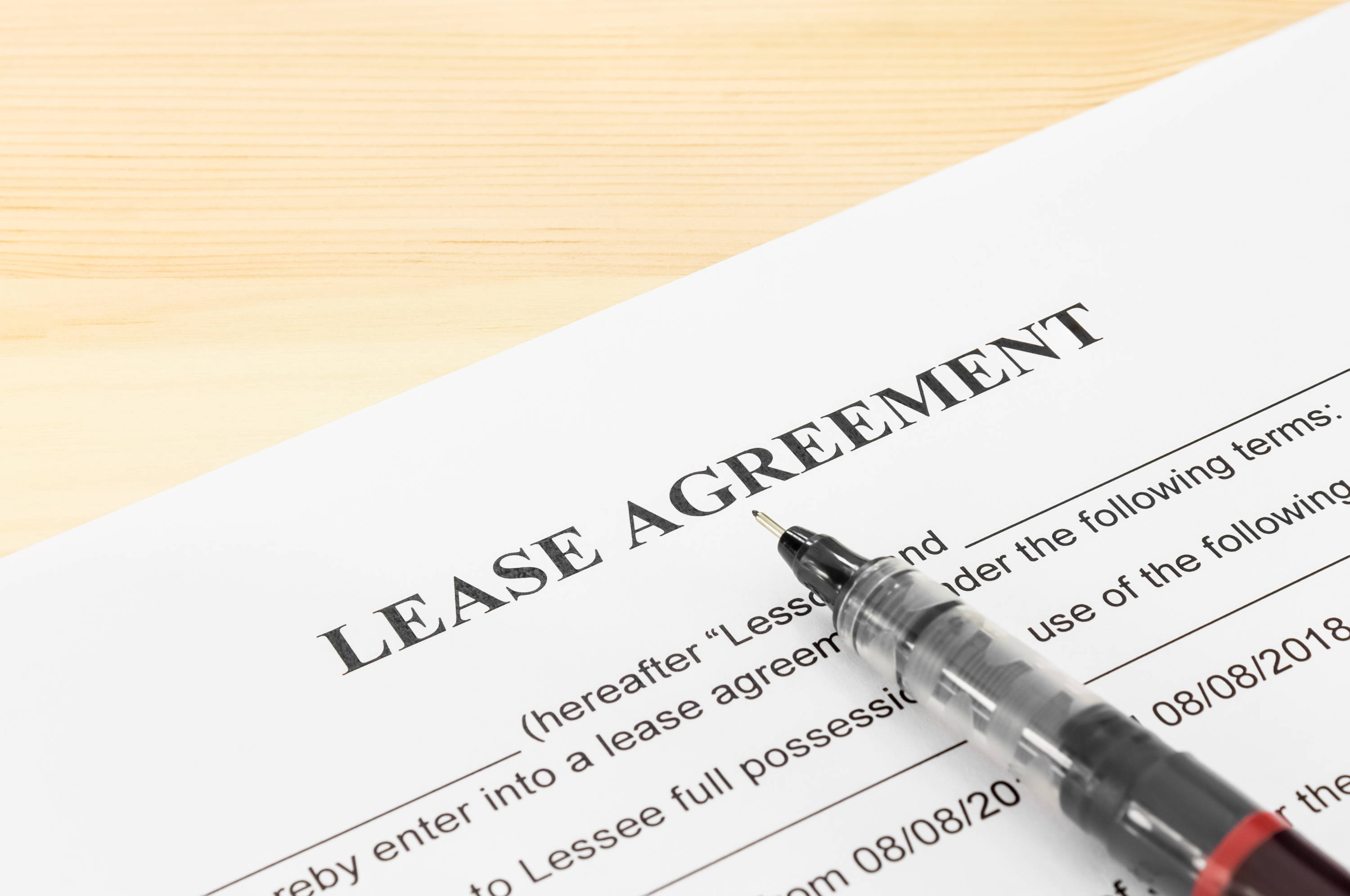 lease agreement | virtual office in delaware with suite number and lease