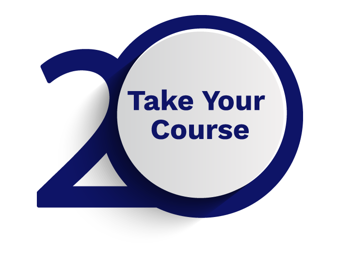 Step two in the King's College London  course trade compliance course sign up process