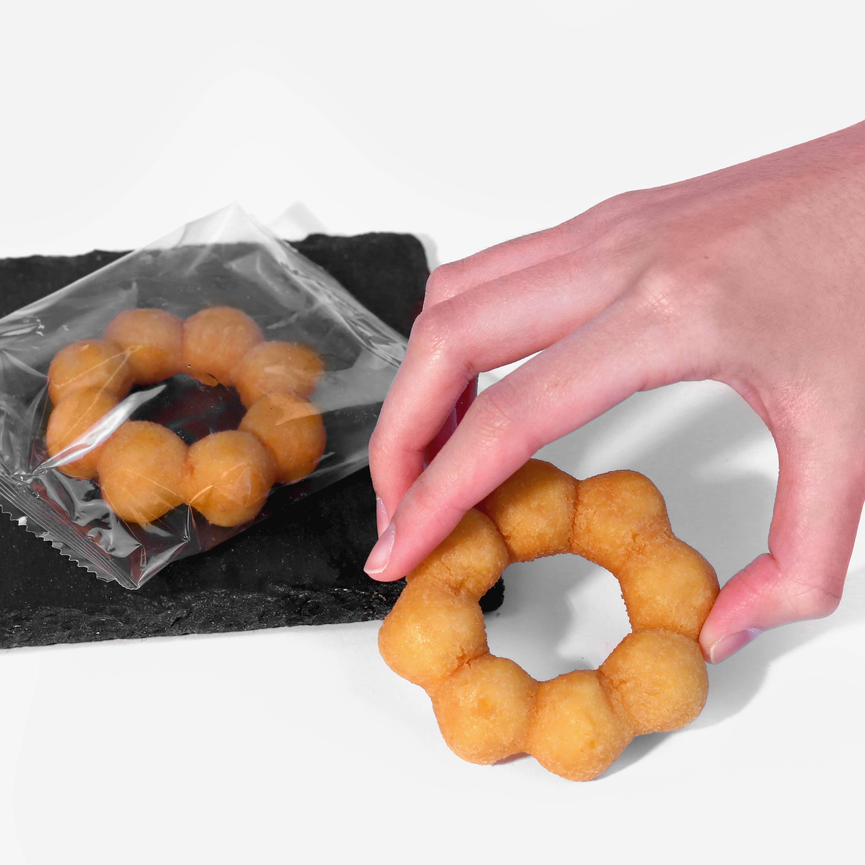 Pon de Ring Mochi Donut: Sweet Time