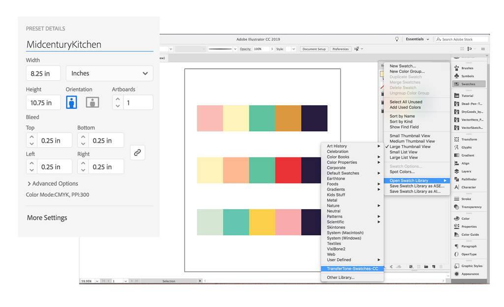 How to Create a Retro Magazine Illustration in Adobe Illustrator