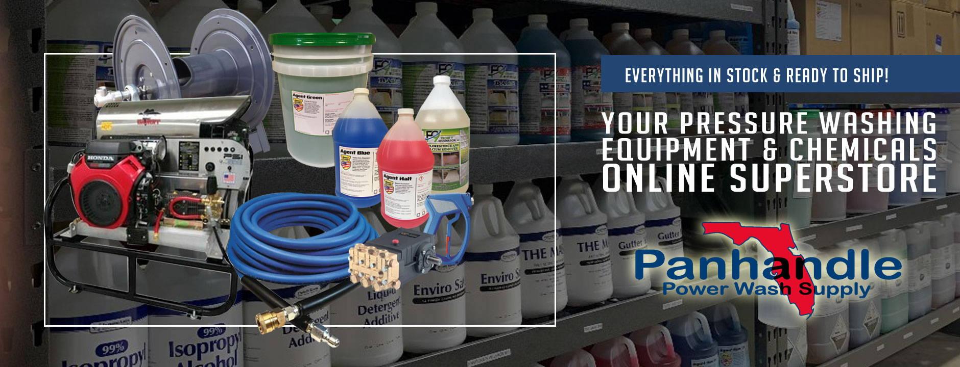 Powerwashing Equipment and Supply Super Store