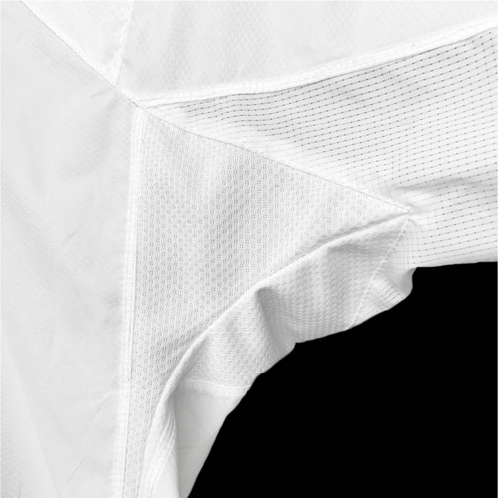 WKF Approved Karate Gi Kumite Inazuma Zero-drag fabric