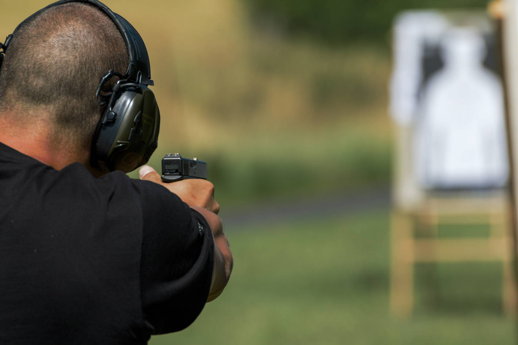 Survival gear systems, shooting range etiquette