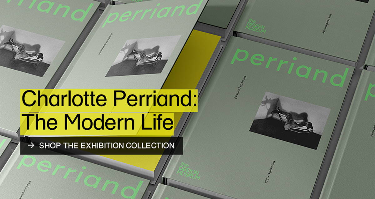 Charlotte Perriand: The Modern Life Exhibition Collection