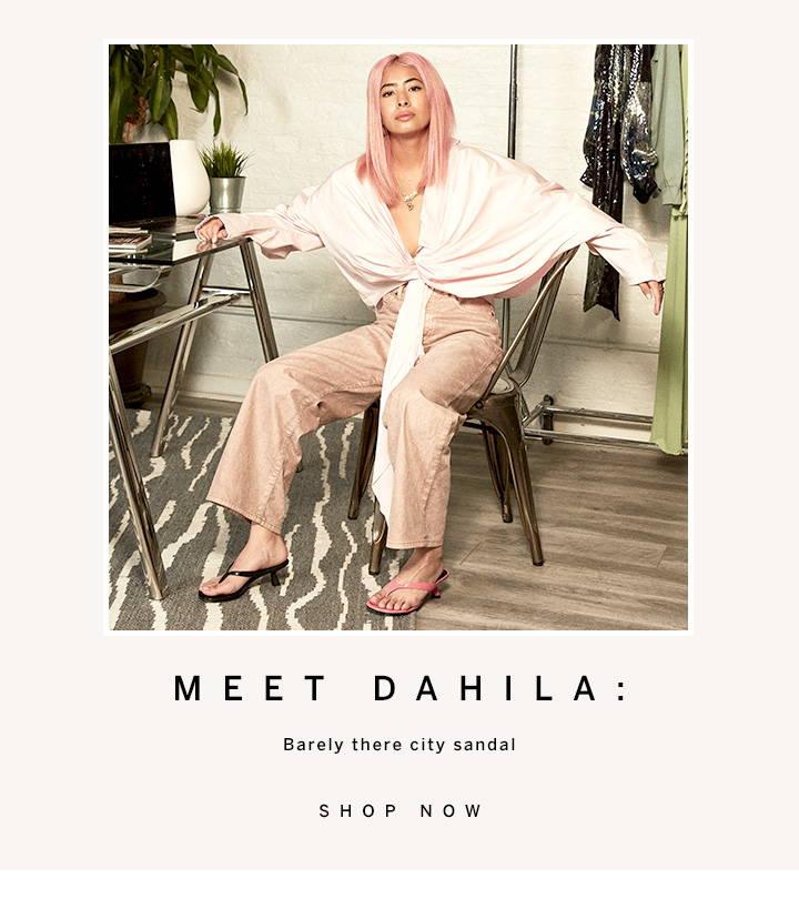 Meet Dahlia