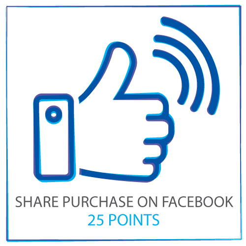 Teile deine E-Zigaretten-Bestellung auf Facebook und erhalte Belohnungen