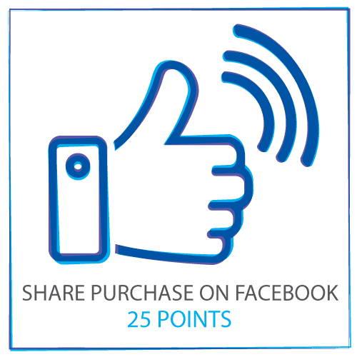 Share you e-cigarette order on facebook and get rewards