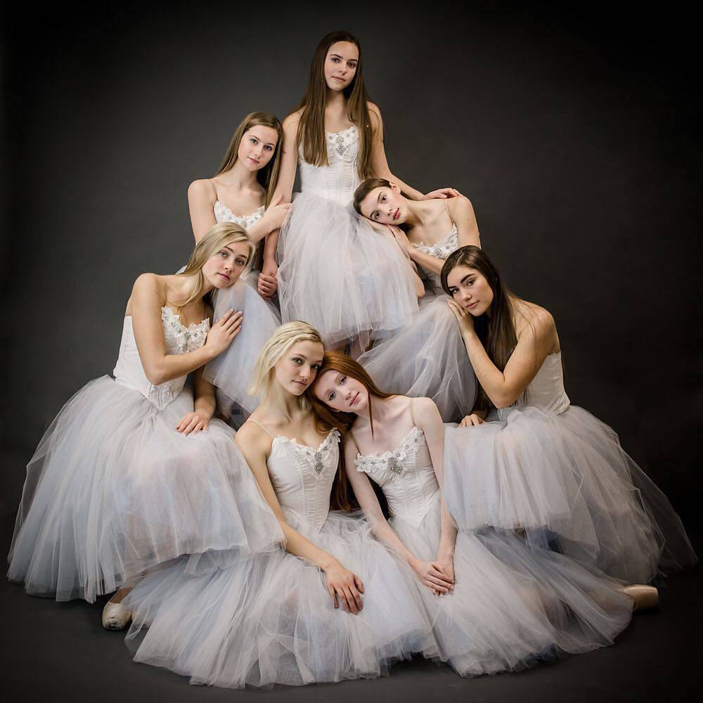 Aurora Borealis Tutu Ensemble for your Snow Tutus