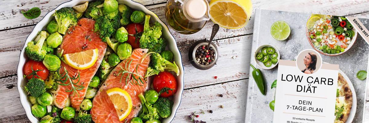Low Carb Diät mit Ernährungsplan