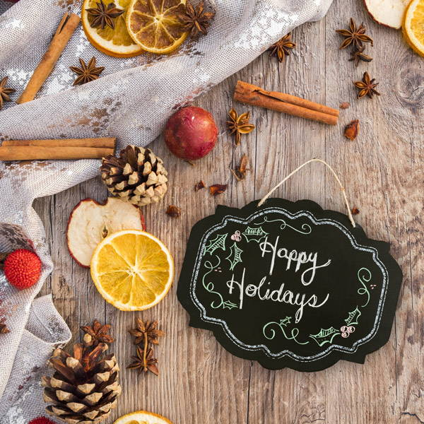 PureBee   Happy Holidays