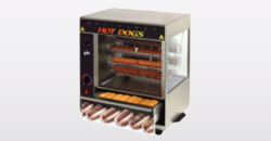 Commercial Hot Dog Broilers