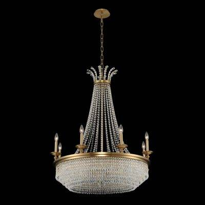 Allegri Lighting Crystal Pendants, Chandeliers, Wall Sconces, & Ceiling Lights - Tavo Collection