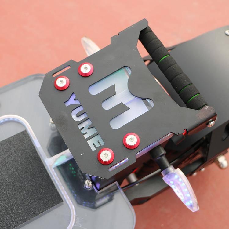 Yume X7 side lights