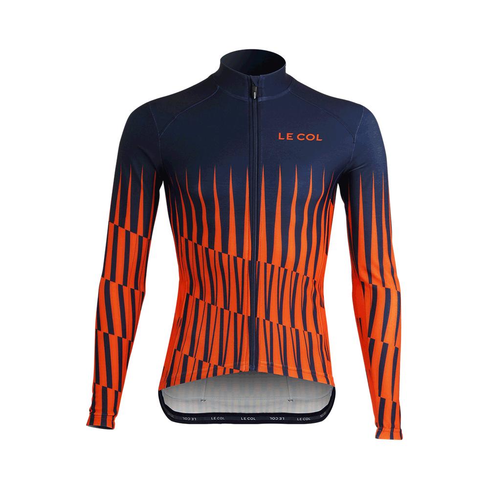 7cf63272a Pro Aqua Zero Pinnacle Long Sleeve Jersey – Le Col