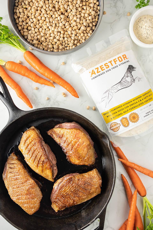 Homemade Dog Food Recipes | Azestfor