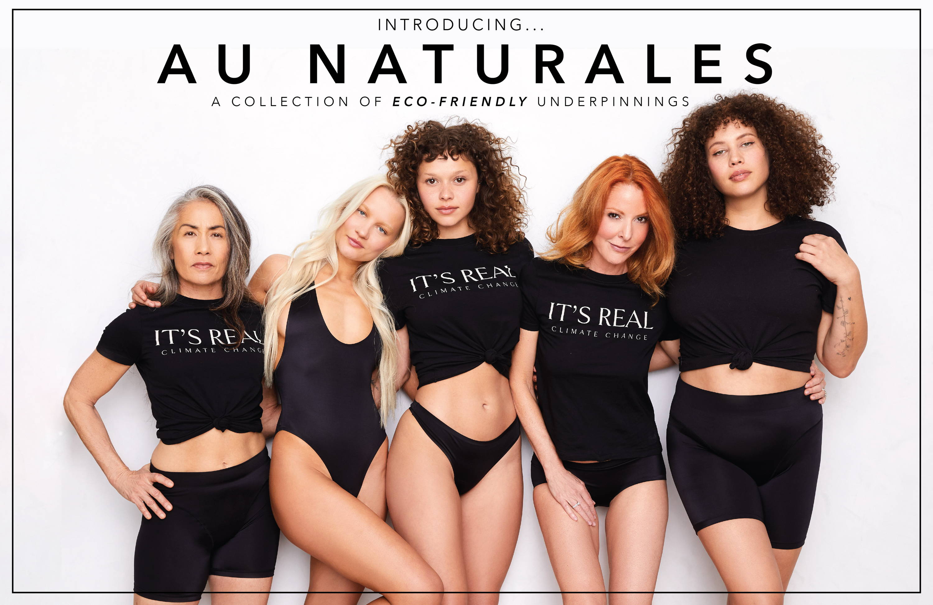 au naturales eco friendly seamless no show panties made of corn sugar we are haht we are hah sustinable underwear underpinnings
