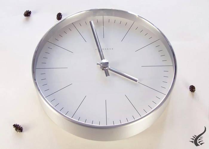 Junghans Max Bill RC Wall Clock 374/7002.00