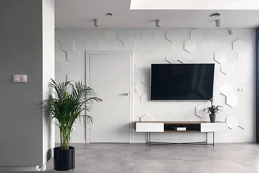PolyFOAM 3D wall panels