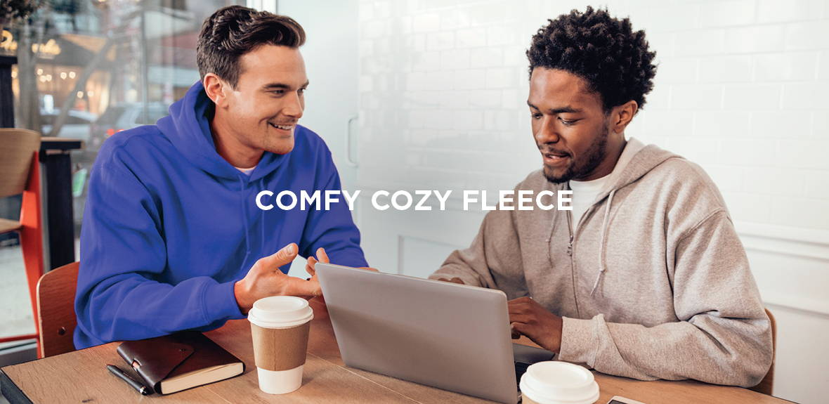 Comfy Cozy Fleece