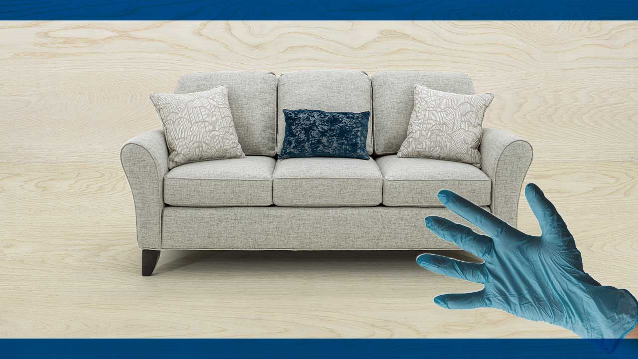 How to Clean Furniture Fabric Upholstery