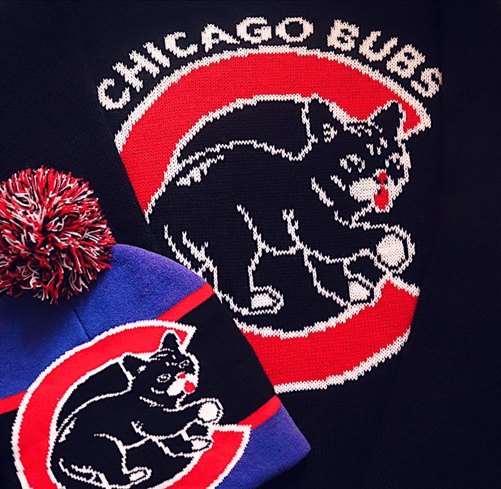 Chicago Bubs Custom Christmas Sweater