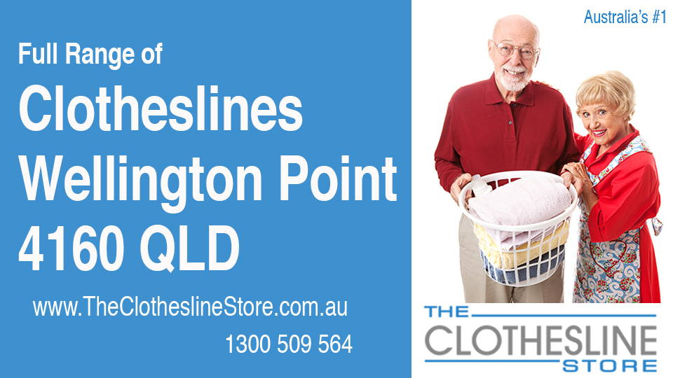 New Clotheslines in Wellington Point Queensland 4160