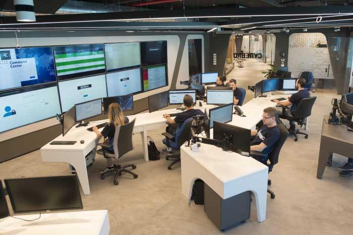 CYREBRO Command Center