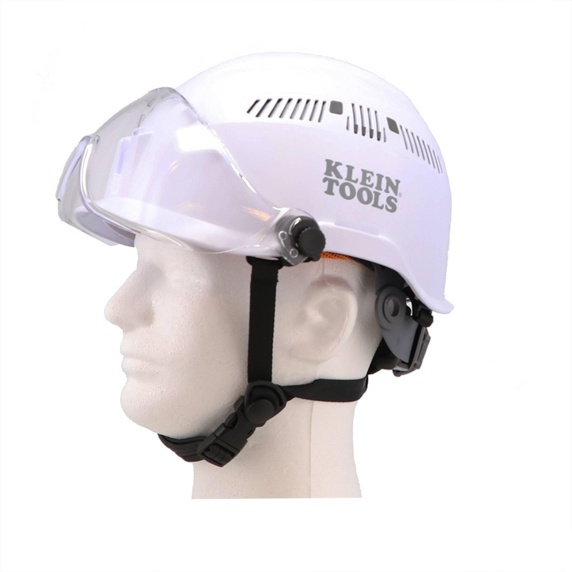 image of Klein Safety Helmet Combo