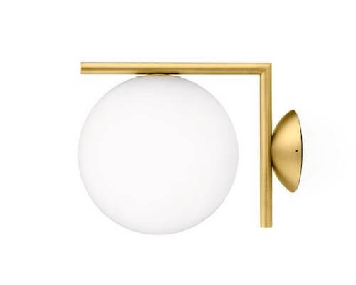 FLOS IC Lights Wall/Ceiling Lamp