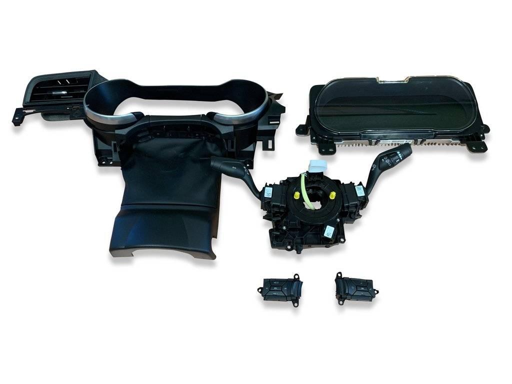 2015-2020 Ford Mustang Digital Gauge Instrument Panel Speedometer Cluster Upgrade