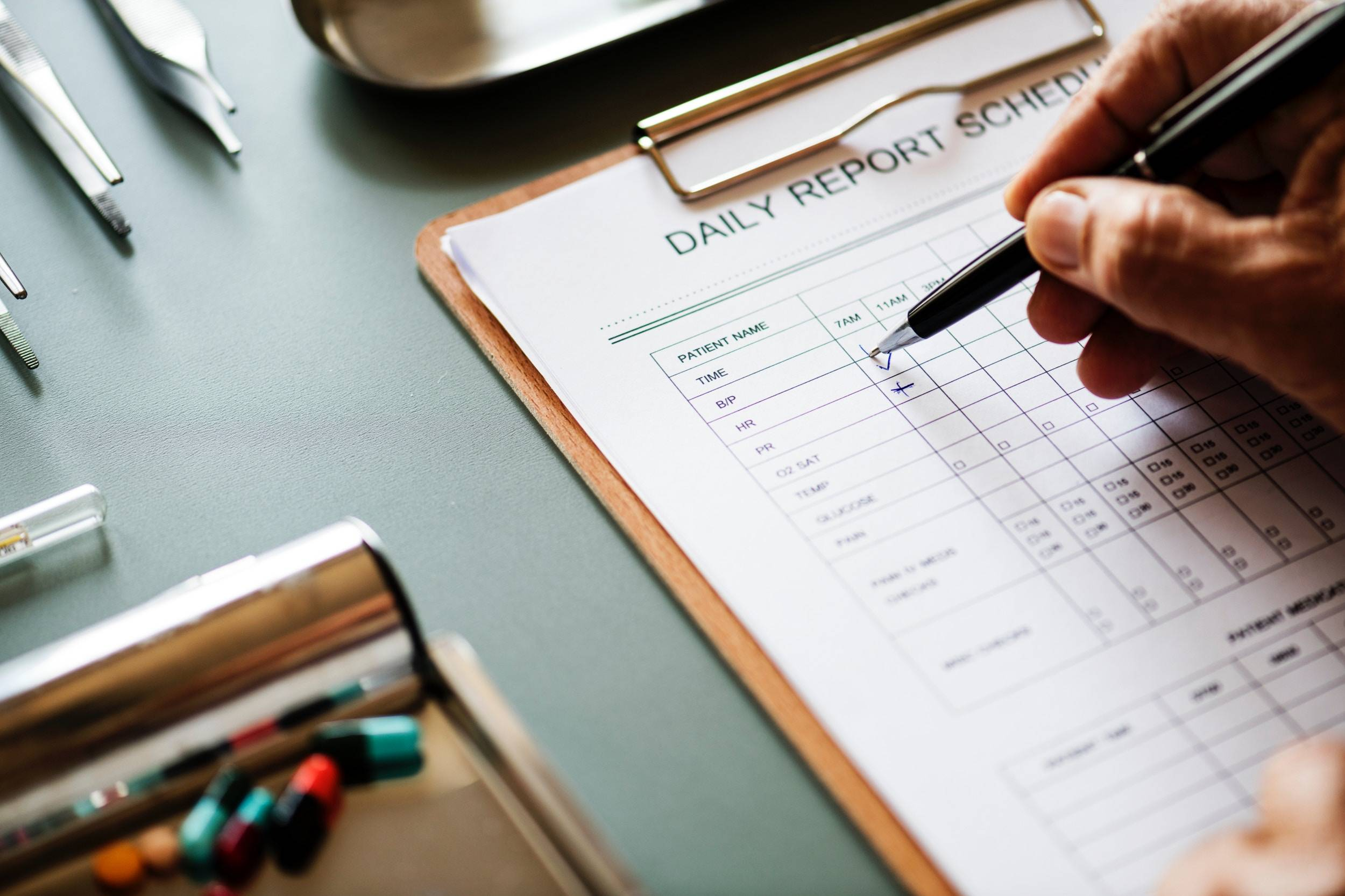 Prescription and diagnosis