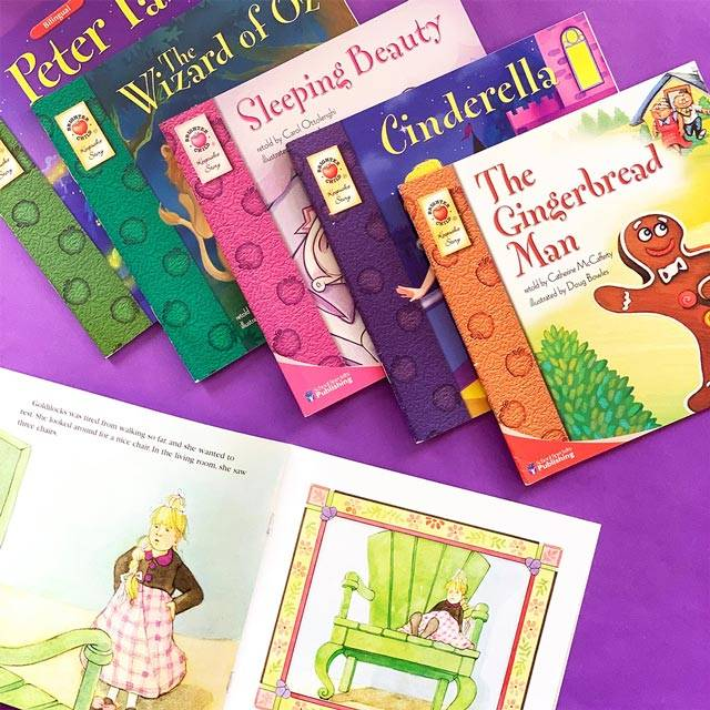Keepsake Stories  books that encourage  at home learning