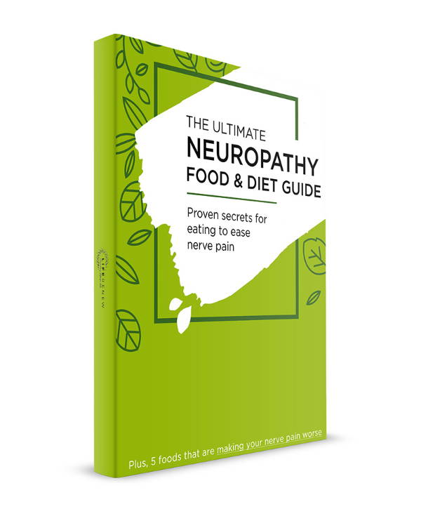 The Ultimate Neuropathy Food & Diet Guide. Click here to download.