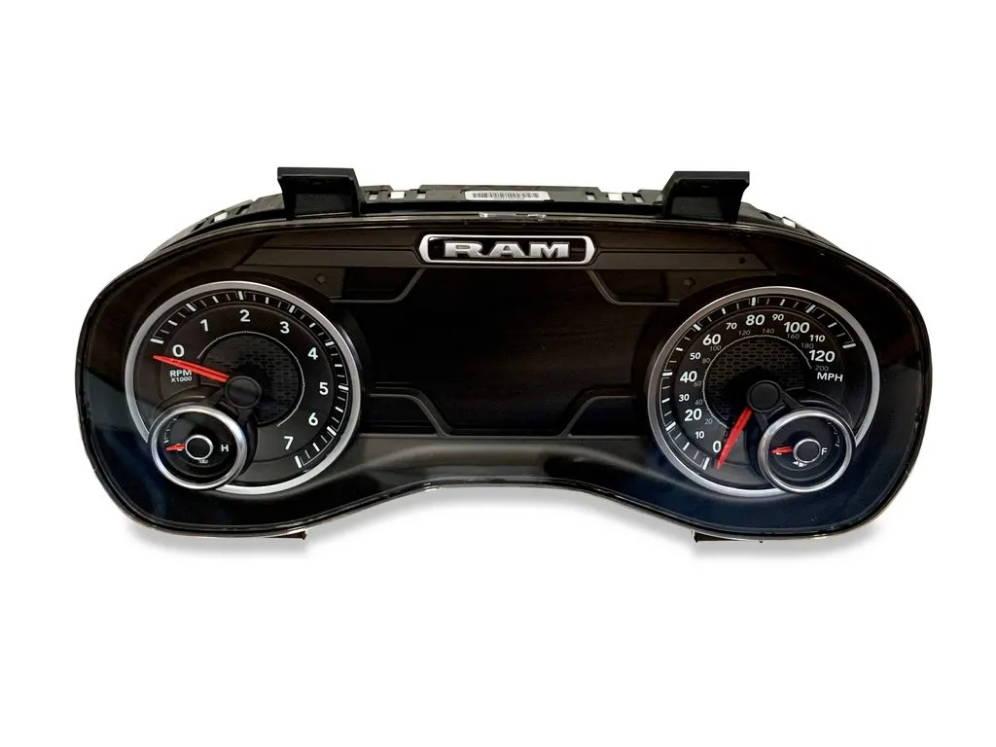 2019-2020 Ram 2500 3500 Heavy Duty Truck Speedometer EVIC Instrument Panel Cluster