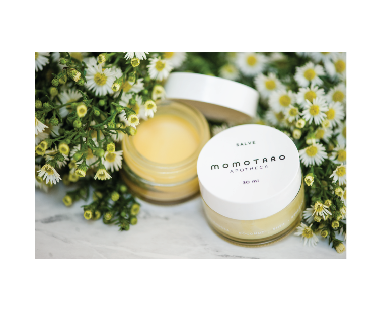 Salve Mini by Momotaro Apotheca