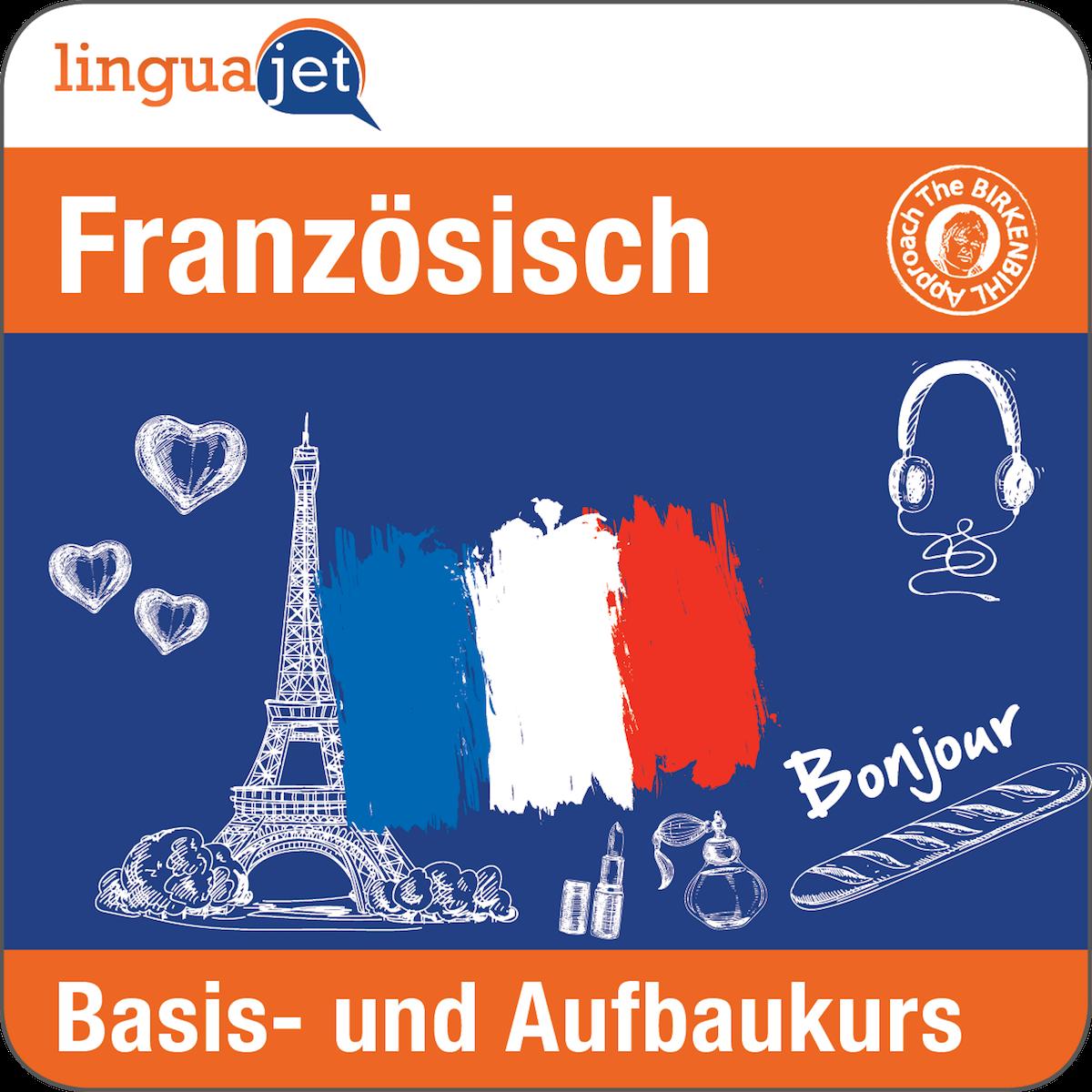Mit der Kombination Basis und Aufbau beim Französischkurs online sparen