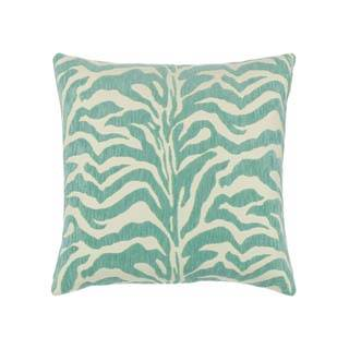 ELAINE SMITH PILLOWS ZEBRA MIST OUTDOOR PILLOW