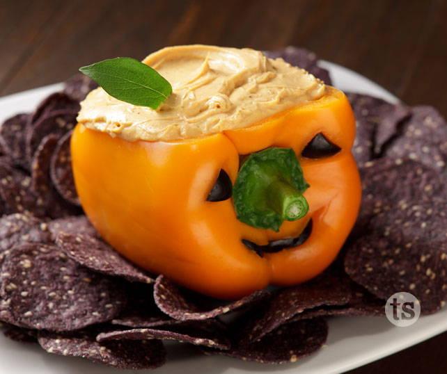 happy halloween dip