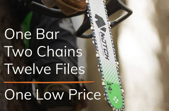 Notch Pro Chainsaw Bar Kits