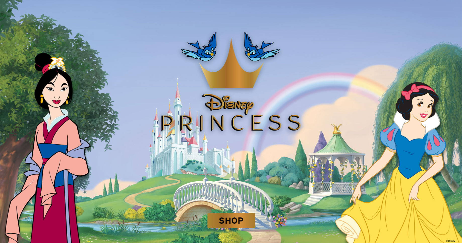 Disney Princess | Shop