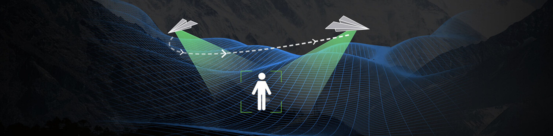 DJI Inspire 2 Intelligent Flight Modes
