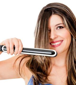 lisseur pour cheveux
