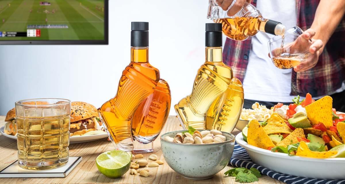 Football Bottle - Flaschengeist