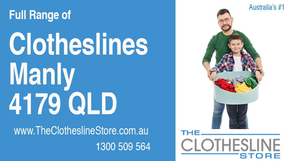 New Clotheslines in Manly Queensland 4179
