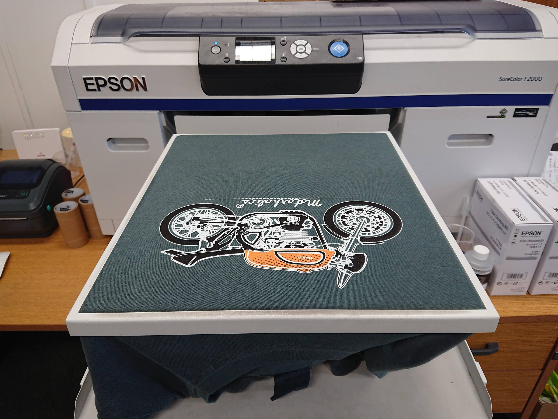 motorholics clothing t shirt printing