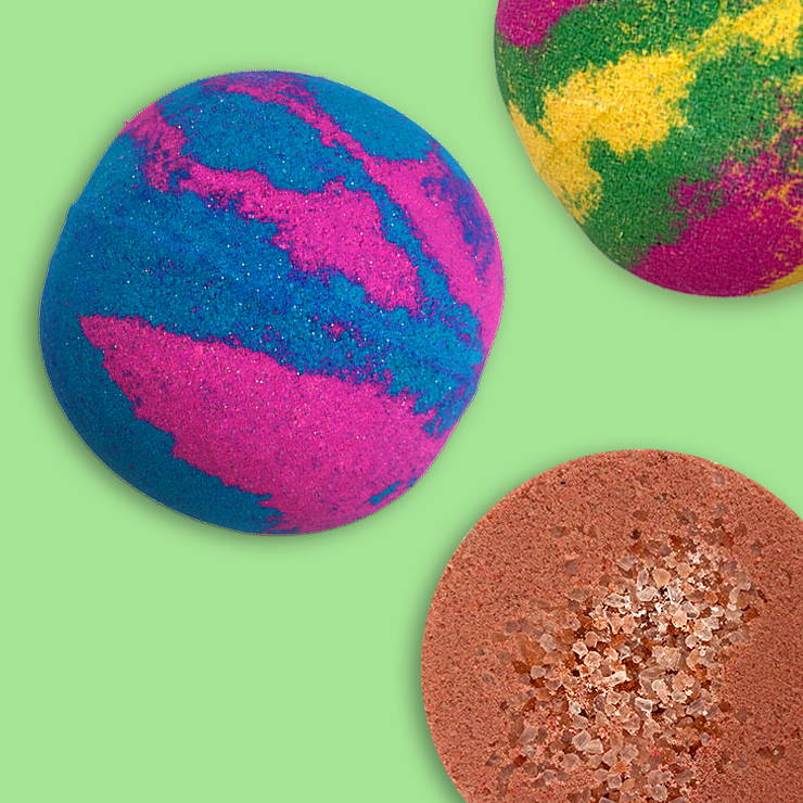 Soothing Sloth Bath Bombs